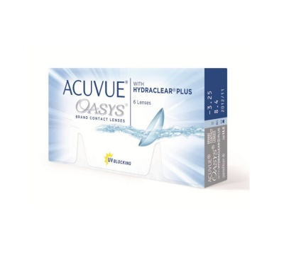 Acuvue OASYS with Hydraclear Plus 6 линз
