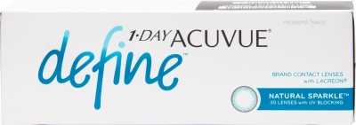 1-Day Acuvue Define Natural Sparkle 30 линз